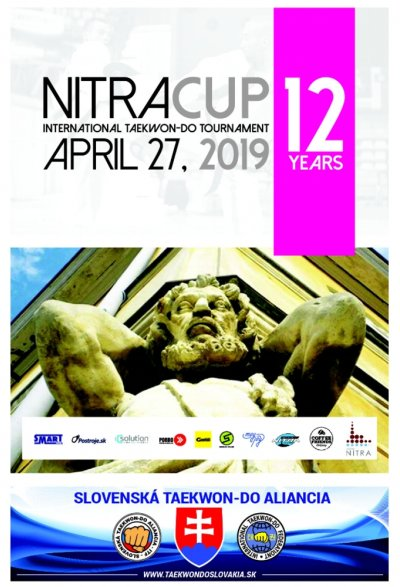 12th Nitra Cup 2019