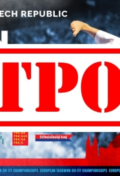 European Taekwon-Do ITF Championships 2020 - POSTPONED