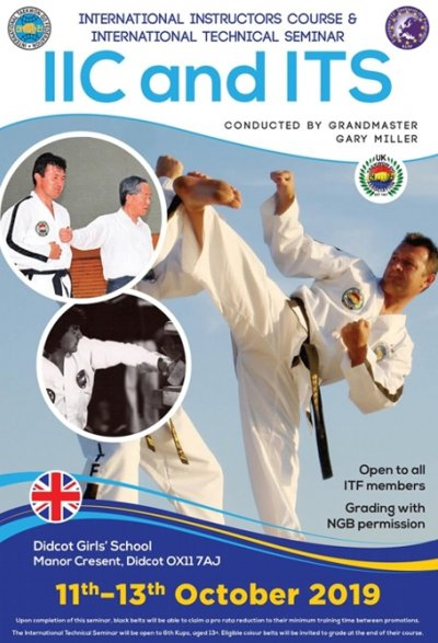 International Instructor Course & Technical Seminar