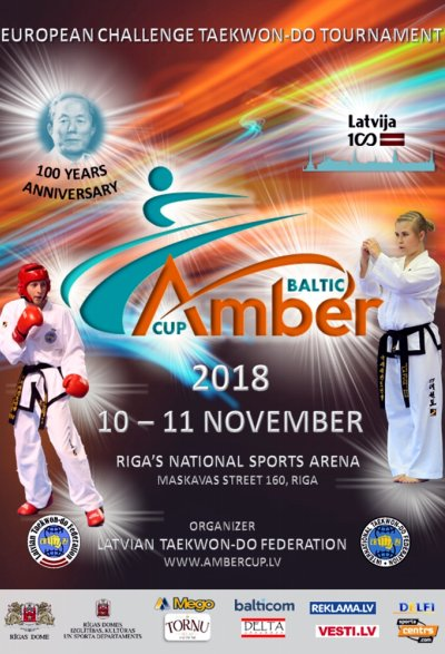 Baltic Amber Cup 2018