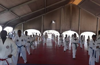 National Taekwon-Do Trainig ad Anti-Doping Course