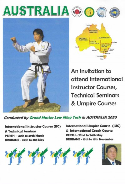 International Umpire Course (IUC) & Coach Course