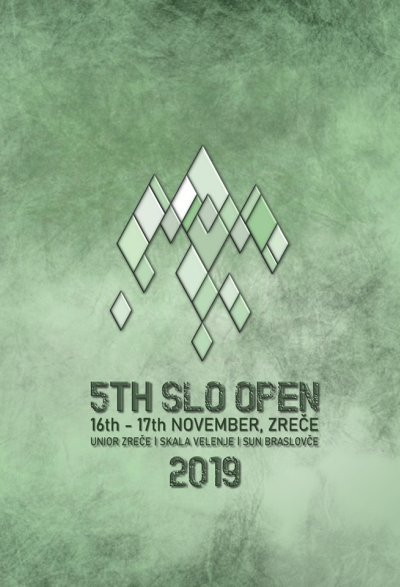 5TH SLO OPEN 2019, EITF A-Class tournament