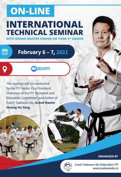 ON-LINE INTERNATIONAL TECHNICAL SEMINAR WITH GM HWANG HO YONG