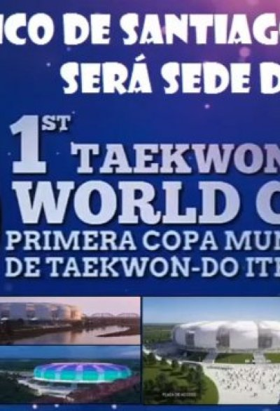 1st ITF Taekwon-Do World Cup