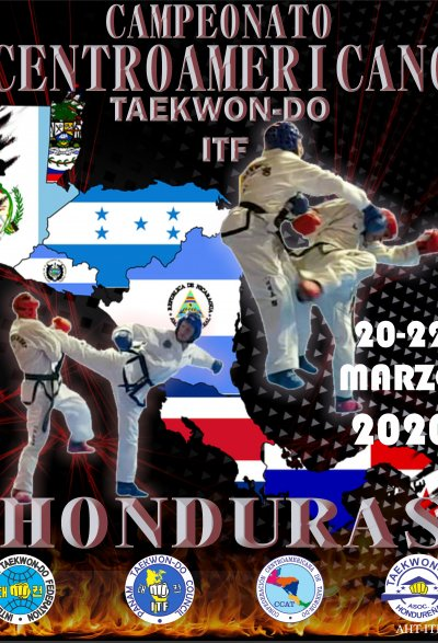 CENTRAL AMERICAN CHAMPIONSHIP OF TAEKWON-DO ITF