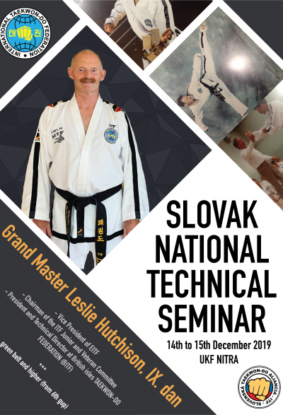Slovak National Technical Seminar