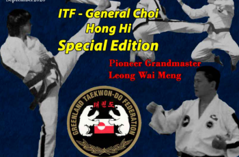 Gen. Choi Hong Hi, our Taekwon-Do Mother, our Taekwon-Do Father, indeed our Eternal Master!