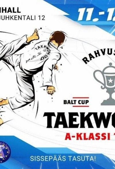 Balt Cup 2019, EITF A-Class tournament