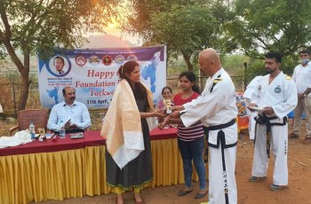 Celebration of 66th Anniversary of Taekwon-Do, India